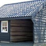 houtverf larix schilderen