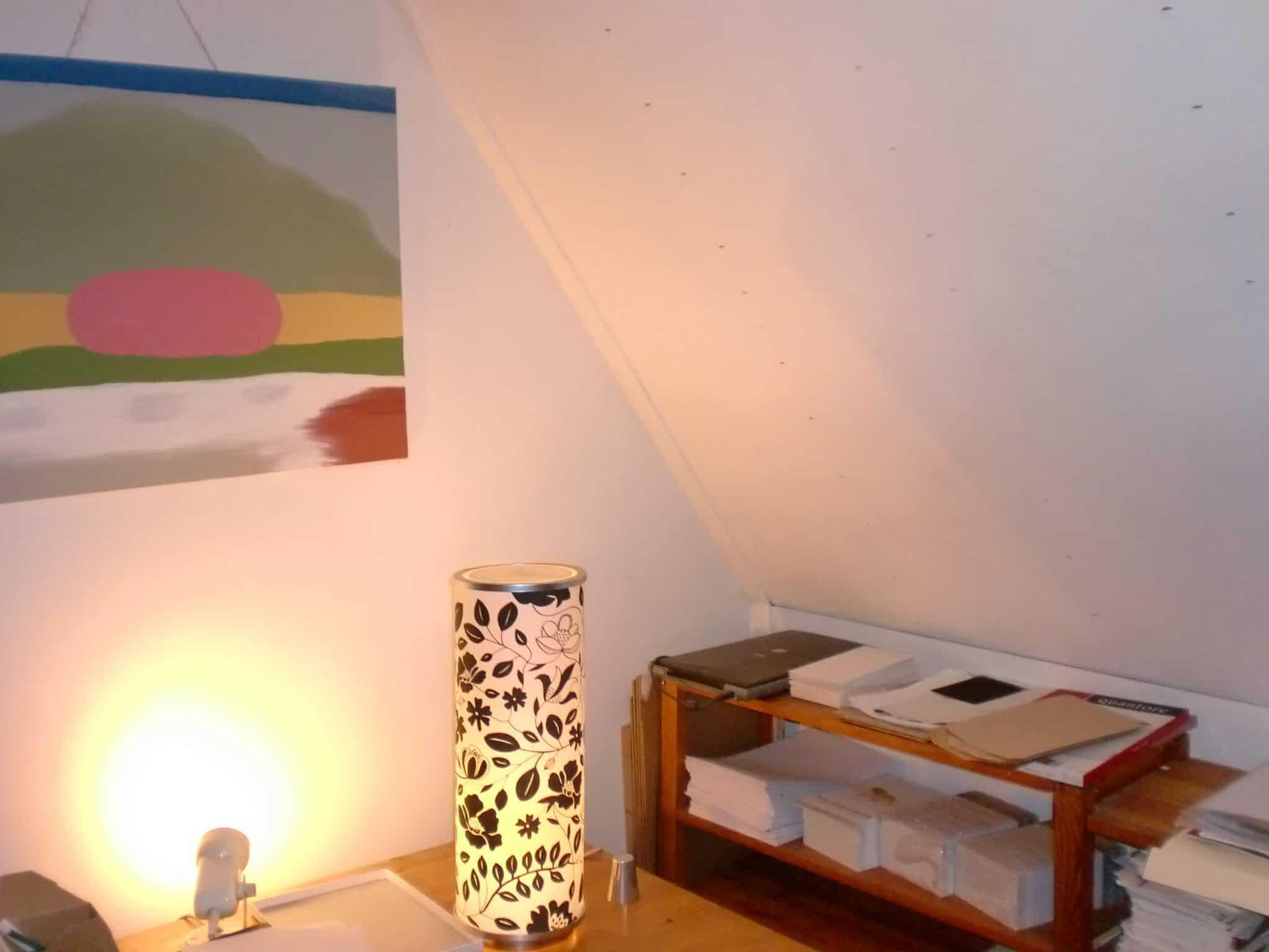 behang verven
