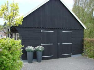 Prachtig mat zwart