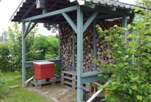 bijenkast-verven
