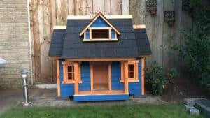 tuinhuisje voor huisdieren