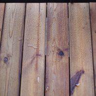 Pansar waterafstotende behandeling voor houten vlonders, terassen en meubels