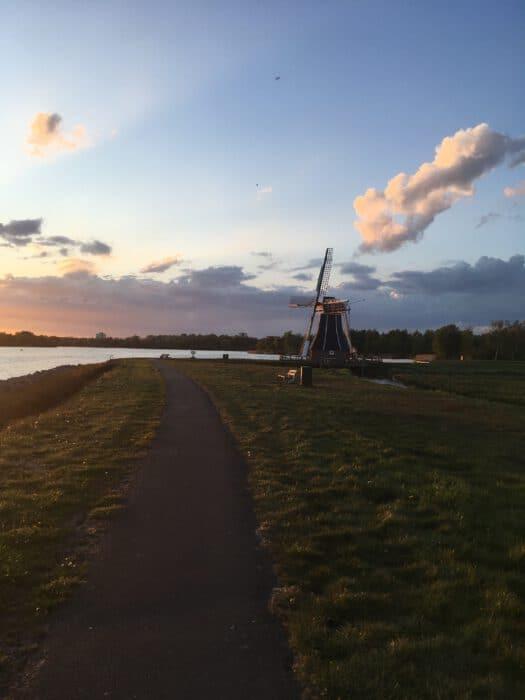 Groningen hoornse plas vrijheid